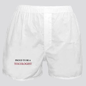 Proud to be a Tocologist Boxer Shorts
