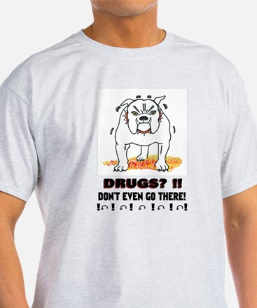 BullDog With Attitude T-Shirt