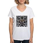Soul Mama Women's V-Neck T-Shirt