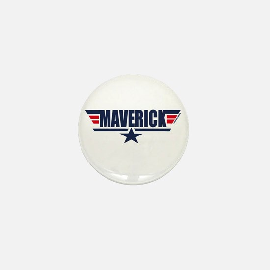 Maverick Mini Button