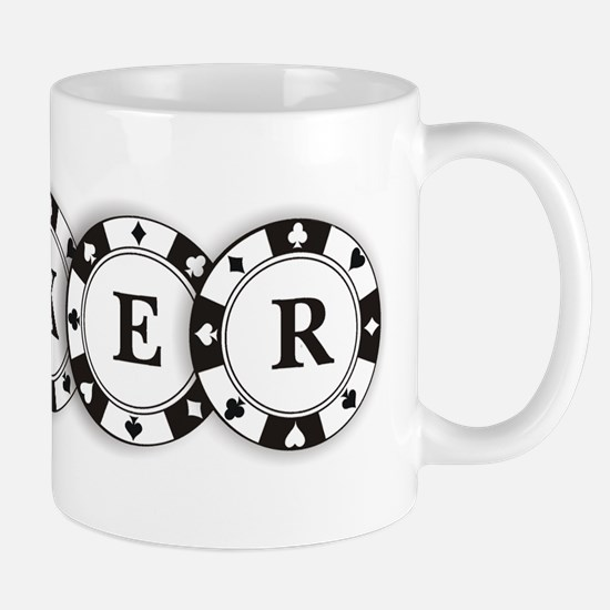 Poker Chips Mug
