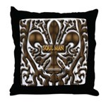 Father's Day Soul Man Throw Pillow