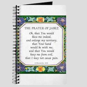 2 Prayers: Prayer of Jabez a Journal