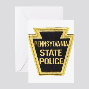 Penna. State Police Greeting Card