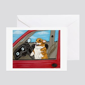 I'll drive Greeting Cards (Pk of 10)