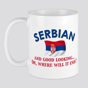 Good Lkg Serbian 2 Mug