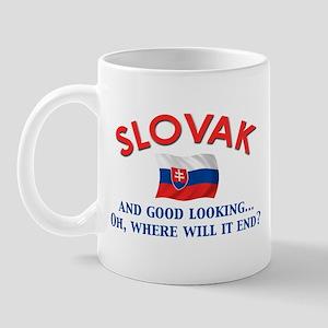 Good Lkg Slovak 2 Mug