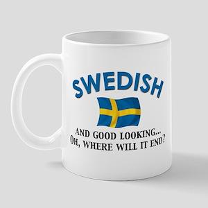 Good Lkg Swedish 2 Mug