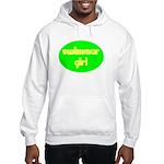 Swimmer Girl Hooded Sweatshirt