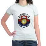 USS EL PASO Jr. Ringer T-Shirt