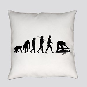 Archaeologist Everyday Pillow