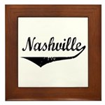 Nashville Framed Tile