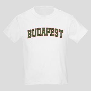 Budapest Colors Kids Light T-Shirt