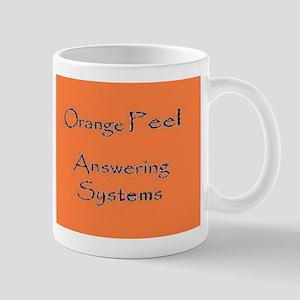 Orange Peel AS Mug