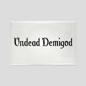Undead Demigod Rectangle Magnet