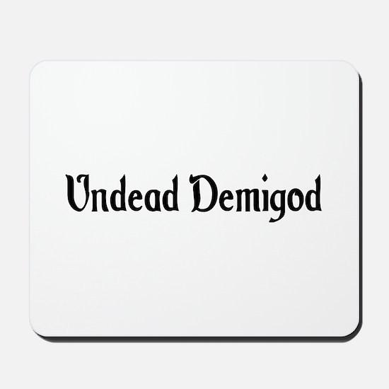 Undead Demigod Mousepad
