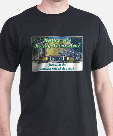 Hollywood Beverly Palms Hotel T-Shirt