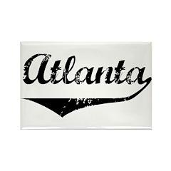 Atlanta Rectangle Magnet (100 pack)