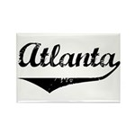 Atlanta Rectangle Magnet (10 pack)