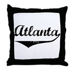 Atlanta Throw Pillow