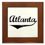 Atlanta Framed Tile