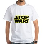 Stop Wars : Men's Classic T-Shirts