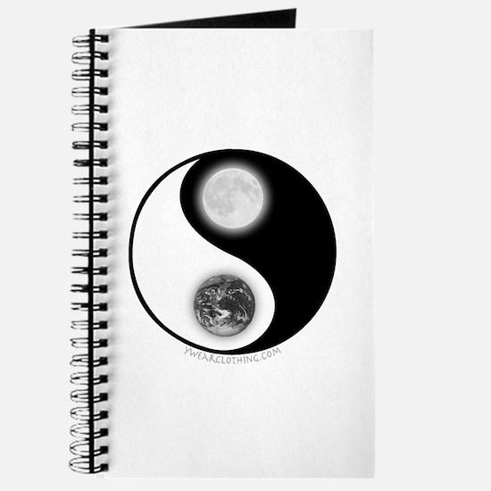 Yin Yang Earth Moon Journal