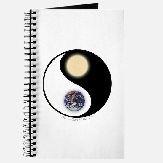 Yin Yang Earth Sun Journal