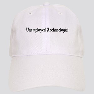 Unemployed Archaeologist Cap