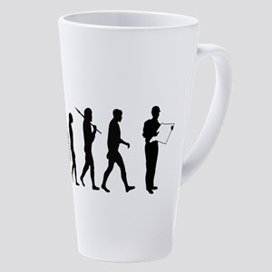 Civil Engineer 17 Oz Latte Mug