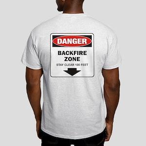 Danger Backfire Light T-Shirt