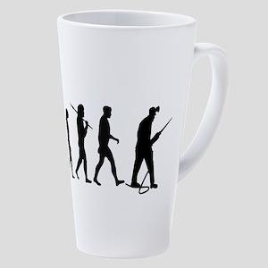 Miners Mining 17 Oz Latte Mug