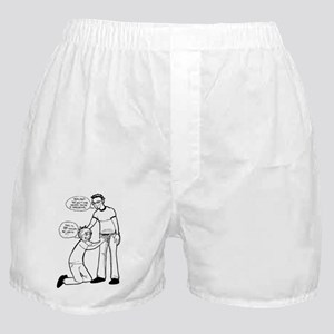 homosexuals are cool Boxer Shorts