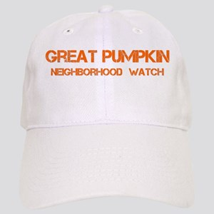GREAT PUMPKIN WATCH BOLD Cap