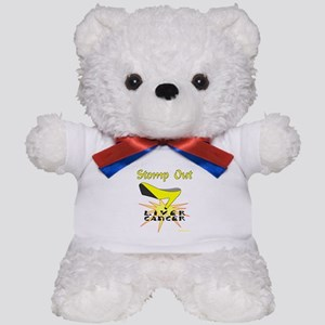 LIVER CANCER AWARENESS Teddy Bear