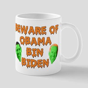 Beware of Obama Bin Biden Mug