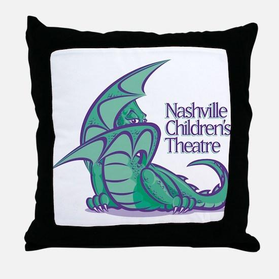 NCT Dragon Throw Pillow