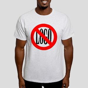 anti-logo Light T-Shirt