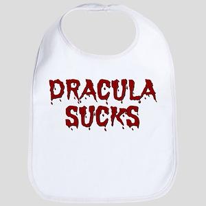 DRACULA SUCKS Bib
