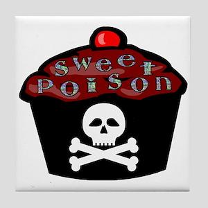 Sweet Poison Tile Coaster
