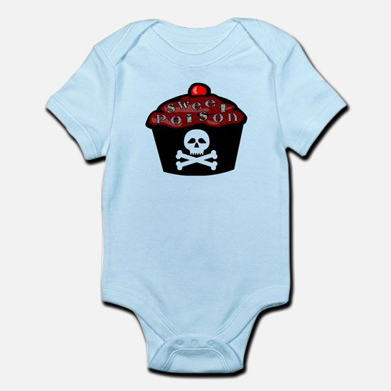 Sweet Poison Infant Bodysuit
