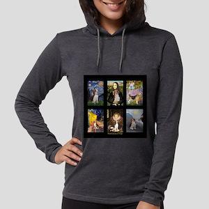 T-Beagle Famous Art Comp Long Sleeve T-Shirt