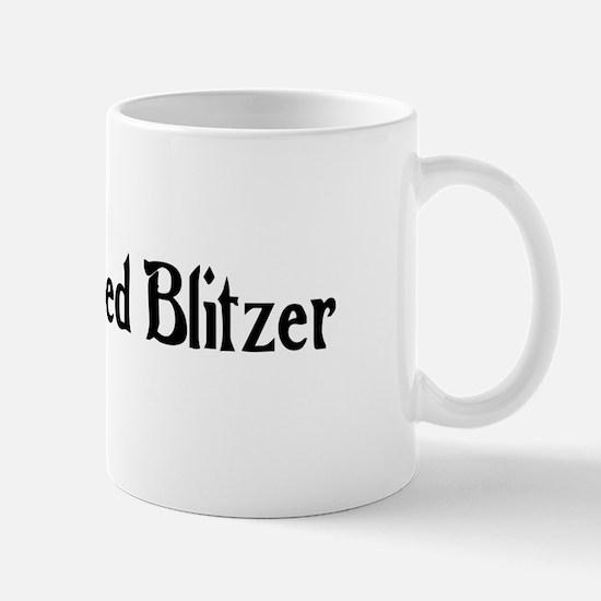Unemployed Blitzer Mug
