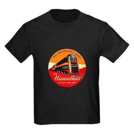 Hiawathas Kids Dark T-Shirt