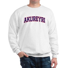 Akureyri Colors Sweatshirt