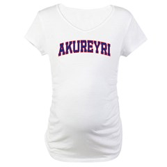 Akureyri Colors Shirt