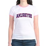 Akureyri Colors Jr. Ringer T-Shirt