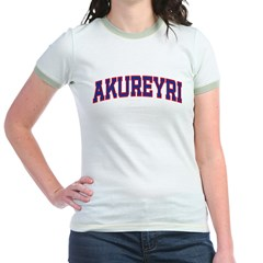 Akureyri Colors T