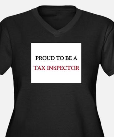 Proud to be a Tax Inspector Women's Plus Size V-Ne