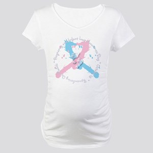 Pregnancy and Infant Loss Awa Maternity T-Shirt